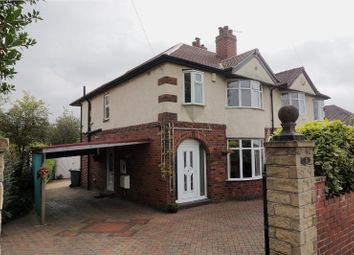 Thumbnail 3 bed semi-detached house for sale in Ghyllroyd Drive, Birkenshaw