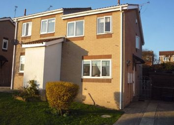 Thumbnail 2 bed semi-detached house to rent in Rosedale Way, Sunnyside, Rotherham, South Yorkshire