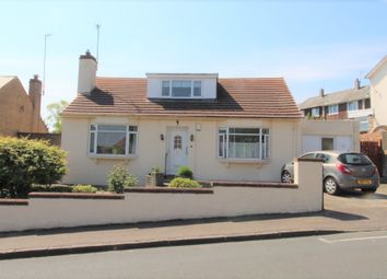 Thumbnail 3 bedroom detached bungalow for sale in Meadowfield Drive, Edinburgh