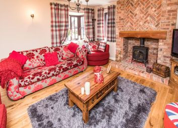 Thumbnail 5 bed detached house for sale in Woodcroft, South Hykeham, Lincoln