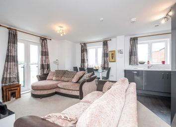 Thumbnail 2 bed flat for sale in Nicholas Charles Crescent, Berryfields