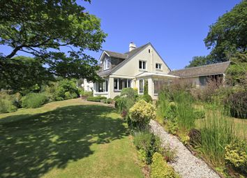 4 bed detached house for sale in Carwinion Road, Mawnan Smith, Falmouth TR11