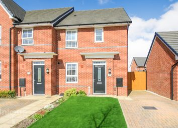 Thumbnail 3 bed end terrace house for sale in Thunderbolt Avenue, Warton