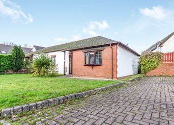 Thumbnail 2 bed detached bungalow for sale in Bron Afon, Tircoed Forest Village, Swansea