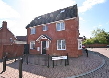 4 bed link-detached house for sale in Olley Walk, Tiptree, Colchester, Essex CO5