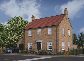 Thumbnail 3 bedroom detached house for sale in Kings Manor, Coningsby