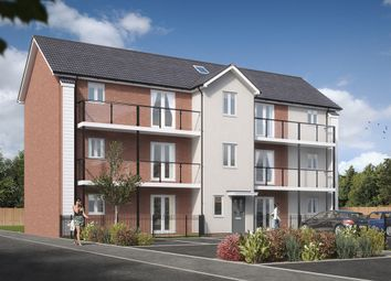 "Thumbnail 2 bed flat for sale in ""Corby Apartments"" at Hill Barton Road, Pinhoe, Exeter"