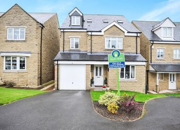 Thumbnail 5 bedroom detached house for sale in Birkshead Drive, Wilsden, Bradford