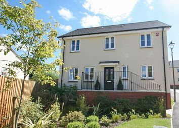 Thumbnail 3 bed detached house for sale in School Close, Bampton, Tiverton