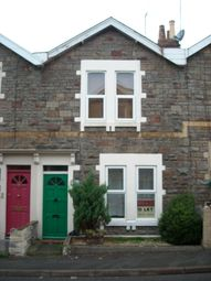 Thumbnail 1 bed terraced house to rent in Hungerford Road, Bath