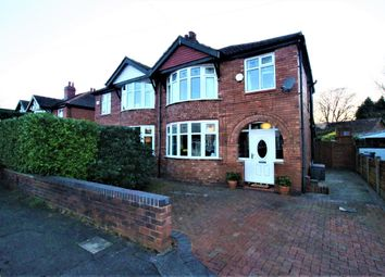 Haughton Drive, Manchester M22. 3 bed semi-detached house for sale