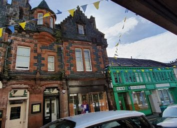 Thumbnail 3 bed flat for sale in Star Street, Moffat, Dumfriesshire
