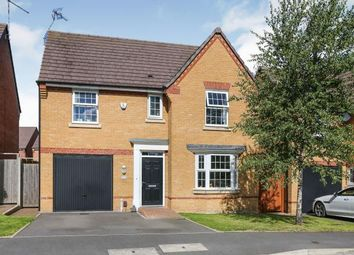 Thumbnail 4 bed detached house for sale in Phoebe Close, Copeswood, Coventry, West Midlands