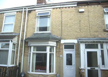 Thumbnail 2 bed terraced house for sale in Elsternwick Avenue, Durham Street, Garden Village, Hull