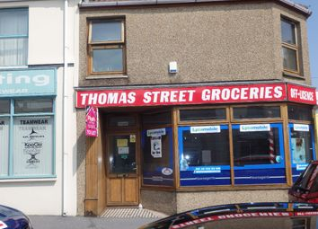 Thumbnail Retail premises to let in Thomas Street, Llanelli