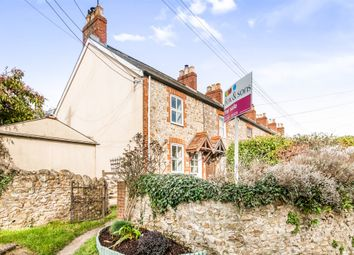 Thumbnail 2 bed end terrace house for sale in The Hill, Kilmington, Axminster