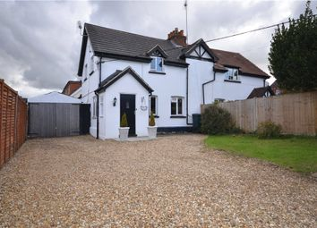 Old Kempshott Lane, Basingstoke, Hampshire RG22. 3 bed semi-detached house for sale