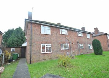 Thumbnail 1 bedroom flat to rent in Cherrytree Grove, Dogsthorpe, Peterborough