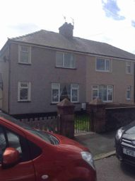 Thumbnail 3 bed semi-detached house for sale in Cain Street, Workington