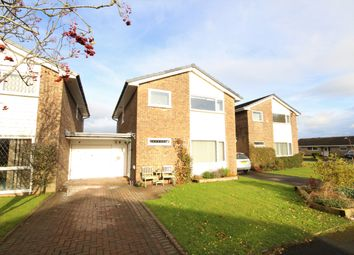Thumbnail 4 bed link-detached house for sale in Hazel Close, Penwortham, Preston
