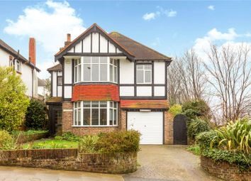Thumbnail 4 bedroom detached house for sale in Woodland Drive, Hove, East Sussex