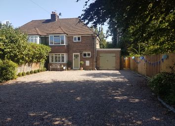 3 bed semi-detached house for sale in Copthorne Bank, Copthorne, Crawley RH10