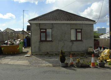 Thumbnail 3 bed detached bungalow for sale in Tyn Y Bonau Road, Swansea