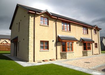 Thumbnail 2 bed flat to rent in Ben Riach View, Moray, Elgin