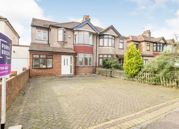 Thumbnail 4 bed semi-detached house for sale in Wennington Road, Rainham