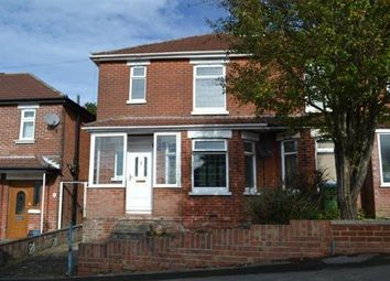 Thumbnail 3 bed semi-detached house to rent in Sandringham Road, Southampton