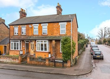 Thumbnail 4 bed semi-detached house for sale in Vicarage Road, Ware
