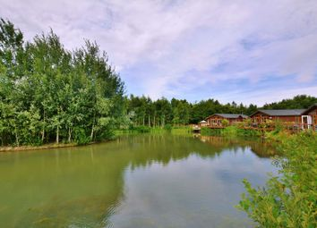 Thumbnail 3 bed detached bungalow for sale in Burton Waters Lodges, Burton Waters, Lincoln