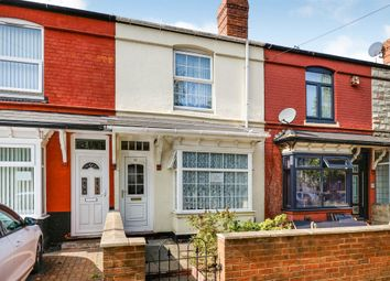 Thumbnail 3 bed terraced house for sale in Belchers Lane, Saltley, Birmingham