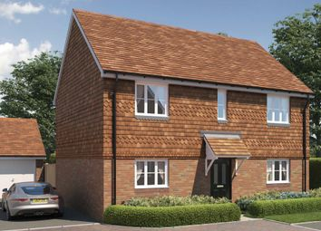 Thumbnail 4 bedroom detached house for sale in Gilbert White Way, Alton, Hampshire