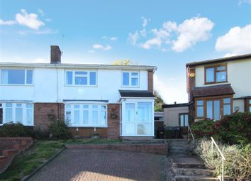 Thumbnail 3 bedroom semi-detached house for sale in The Park, Hewell Grange, Redditch