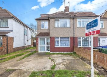 4 bed semi-detached house for sale in Danemead Grove, Northolt, Middlesex UB5