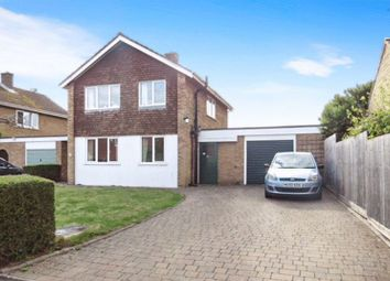 Thumbnail 3 bed detached house for sale in Maffit Road, Ailsworth, Peterborough