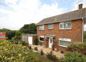 Thumbnail 3 bed detached house for sale in Goldcroft Road, Weymouth, Dorset