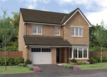 "Thumbnail 4 bed detached house for sale in ""The Ashbery"" at Main Road, Eastburn, Keighley"