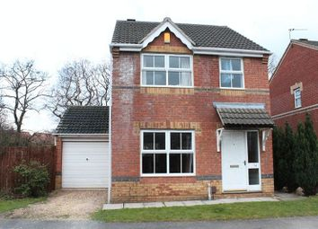 Thumbnail 3 bed detached house to rent in The Drove, South Hykeham, Lincoln
