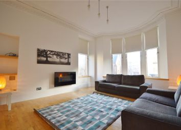 Thumbnail 3 bed flat for sale in Barrington Drive, Glasgow, Lanarkshire