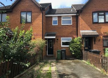 Thumbnail 1 bed terraced house to rent in The Pastures, Lower Bullingham, Hereford