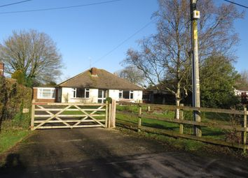 Thumbnail 3 bed detached bungalow for sale in East Gomeldon Road, Gomeldon, Salisbury