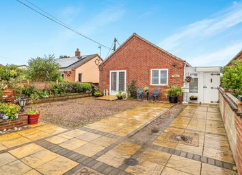 Thumbnail 3 bed detached bungalow for sale in Bush Estate, Eccles-On-Sea, Norwich