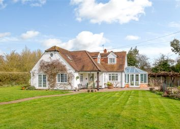 Thumbnail 4 bed detached house for sale in Mill Green, Headley, Thatcham, Berkshire