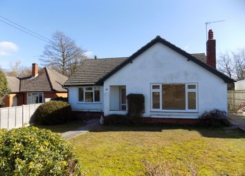 Thumbnail 3 bed detached bungalow to rent in Fairview Drive, Hythe