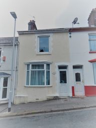 Thumbnail 2 bed terraced house to rent in Craigmore Avenue, Stoke, Plymouth