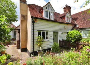 West Road, Goudhurst, Kent TN17. 2 bed semi-detached house for sale
