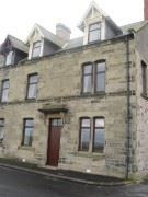Thumbnail 2 bed flat to rent in Gladstone Terrace, Main Street, Reston, Eyemouth