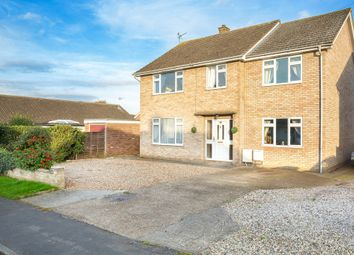 Thumbnail 4 bed detached house for sale in Norwood Road, Somersham, Huntingdon
